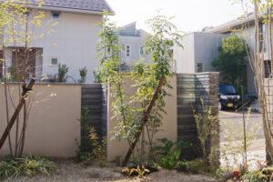 植栽 庭木